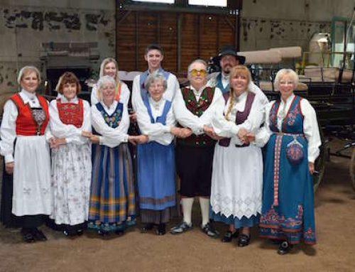 2018 Nordic Folk Dance Workshop