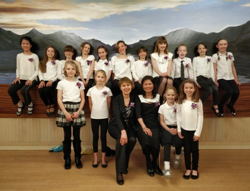 2020 Youth Choir (7-14 yrs old) – SUSPENDED until Jan 2021